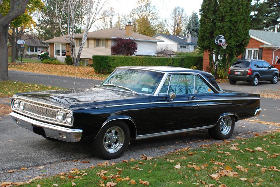 Dodge Coronet 1965 года